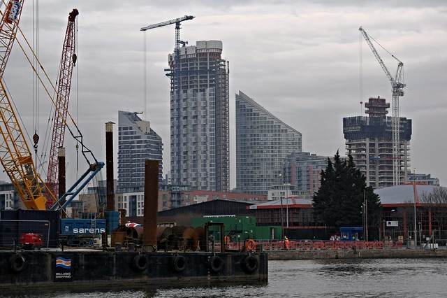 Providence Tower and others, Blackwall, London