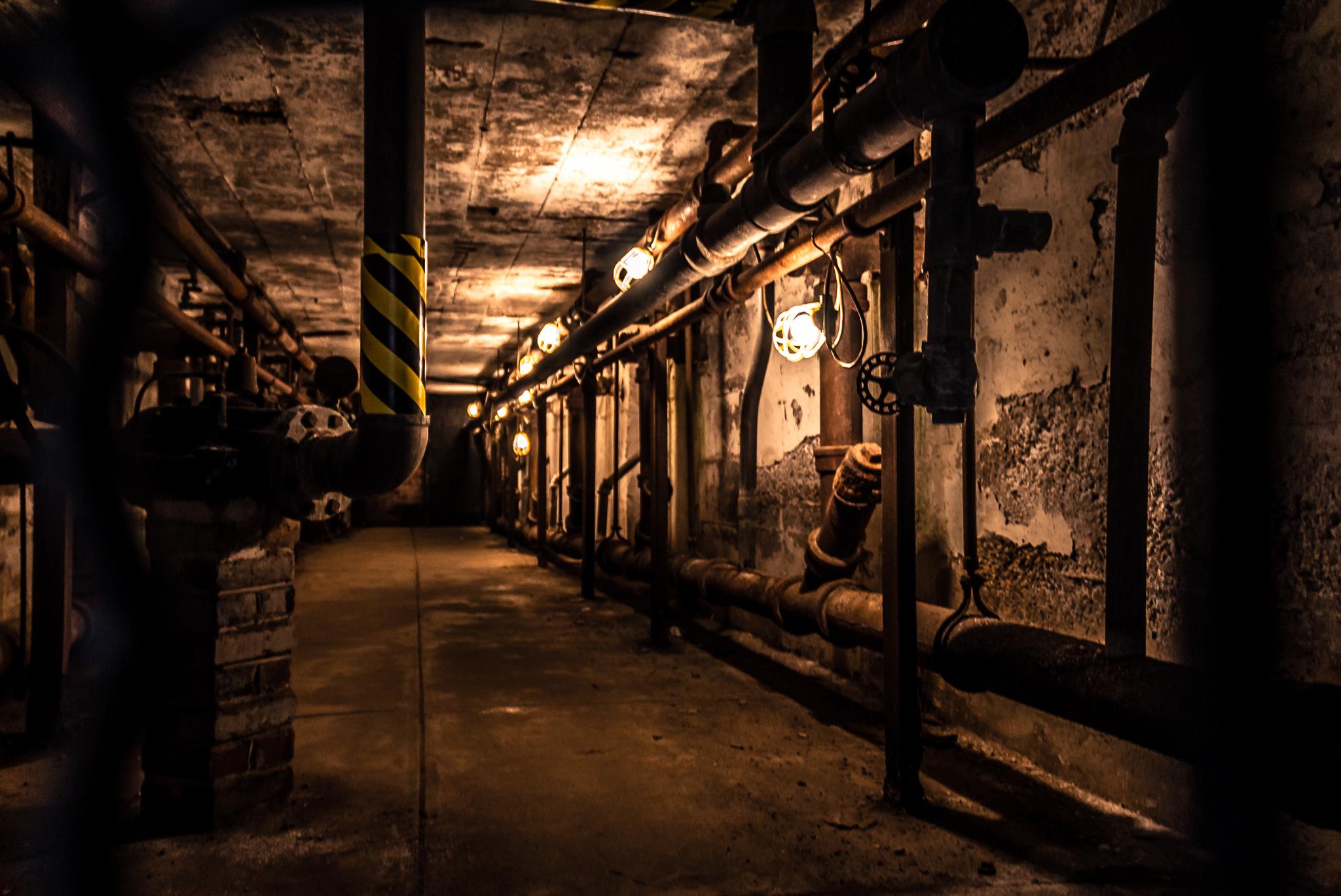 Underground Lair