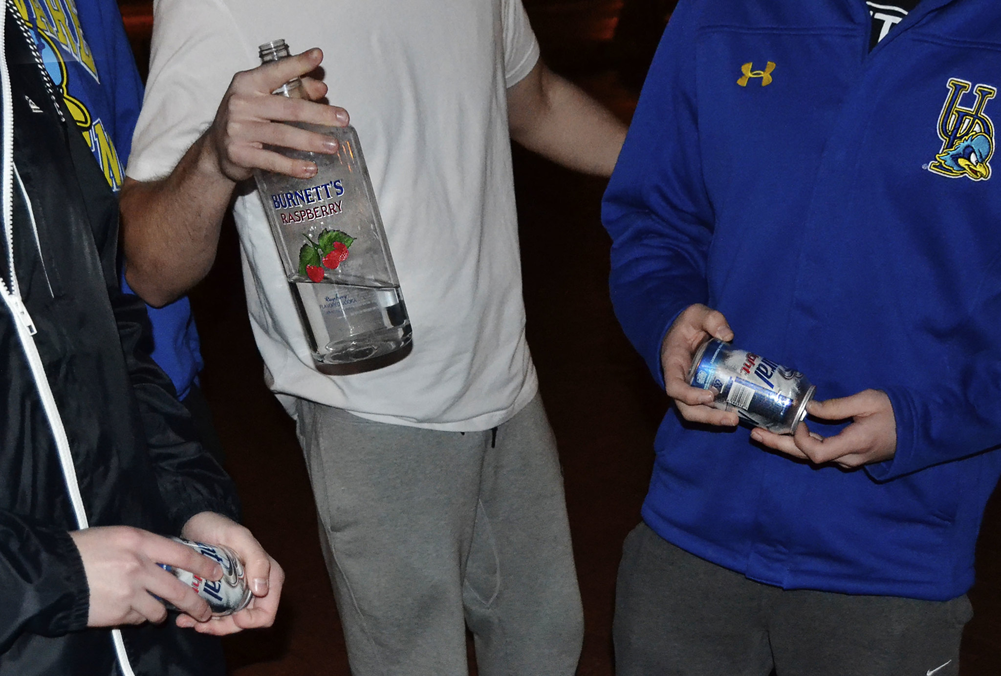 Freshman drinking habits: What they say versus what science says