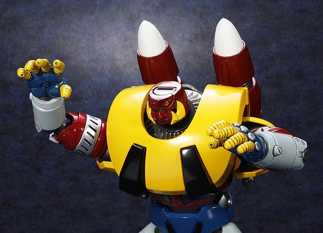 EX 合金 蓋特機器人G 蓋特波賽頓 重塗ver. / 金屬野獸模式
