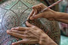 l'arte nelle mani