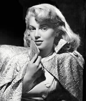 Vintage WWII Pinup Photo Lana Turner