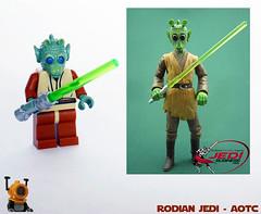 Rodian Jedi - AOTC