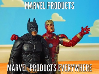 Marvel Products Meme