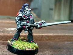 Eldar Harlequin Death Jester II
