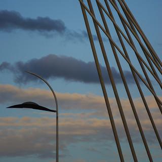 Montenegro - Podgorica - Millenium Bridge