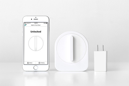 """It has a """"patented design which fits any latch in the world"""", according to maker Candy House"""