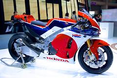 Honda motorbike at the 36th Bangkok International Motor Show