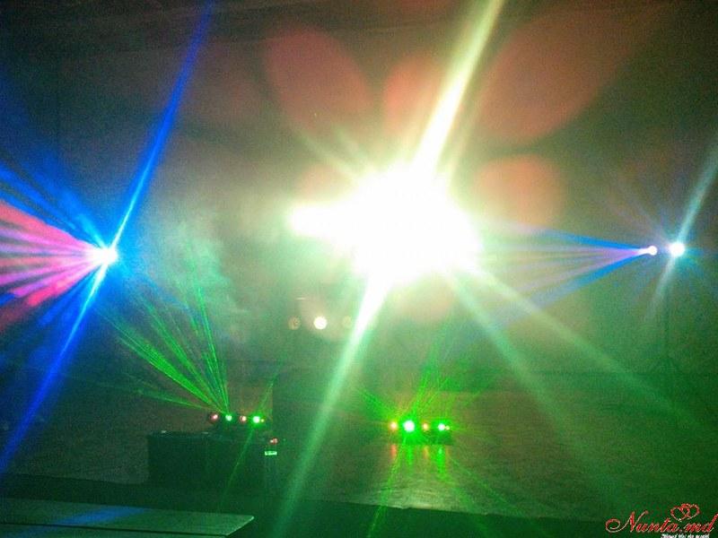 Коллектив семьи Крэчун.Качественную музыку + великолепное световое шоу. > Фото из галереи `Подарок от группы: светодиодные фонари, лазеры, дым, мыльные пузыри!`