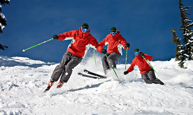 Vail Ski Instructors