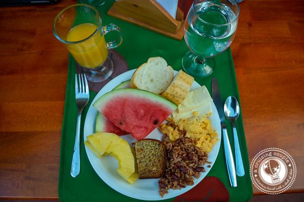 Hotel Rosa de America Breakfast