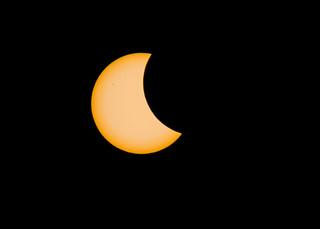 Partial Eclipse 2015