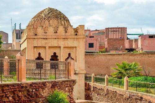 Almoravid Koubba, Marrakech