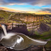 Churning Palouse Falls by Rosie_Red_Locks