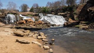 Reedy River Falls - 3
