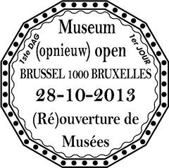18-Muséum weer-opend1ste dag