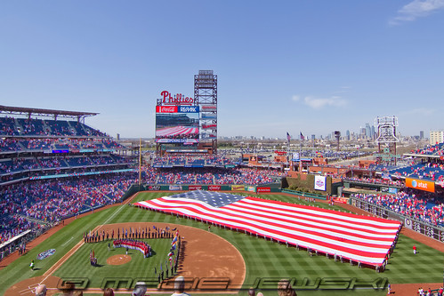 Phillies Opening Day 2015
