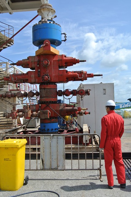 Blowout Preventer Definition  Meaning