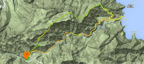 Chamorga round map