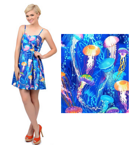 jellyfish dress