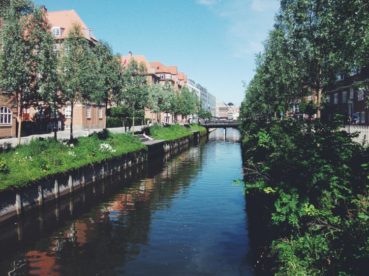 denmark river view