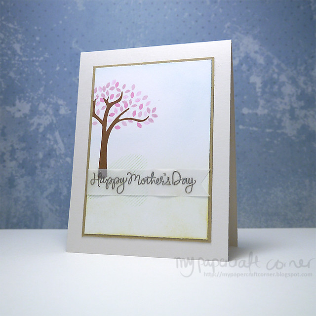 Card #321 - A mother's day card