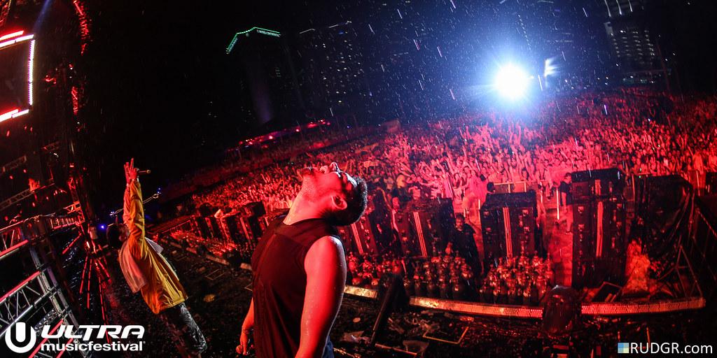 Afrojack @ Ultra Music Festival 2015 - Photo: © Rudgr.com
