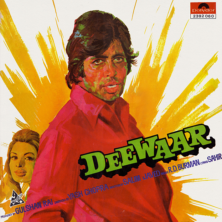 rahul dev burman deewaar 1975 music from the third floor