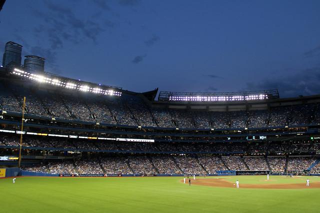 Toronto Blue Jays Evening