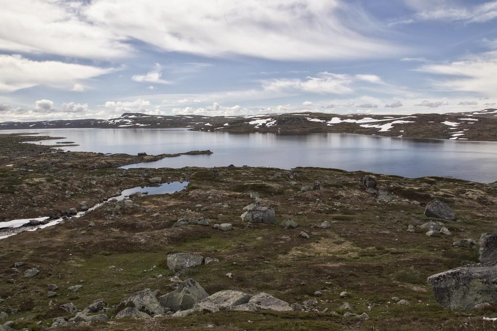 Hardanger 1200 moh.
