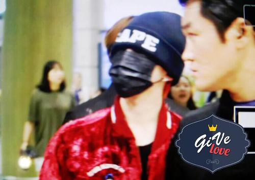 Big Bang - Incheon Airport - 26jul2015 - GiVe_LOVE8890 - 02