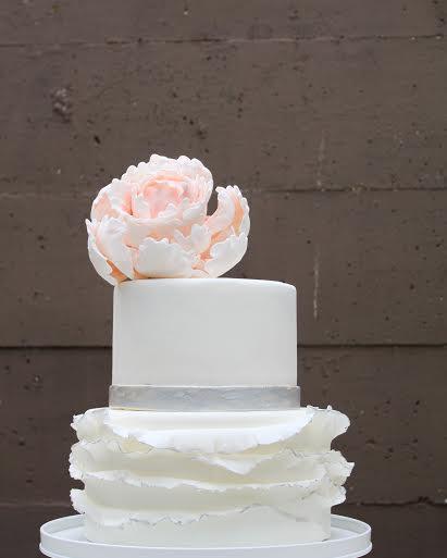 Cake by Elisha Jaafar of Cupcaliciousness