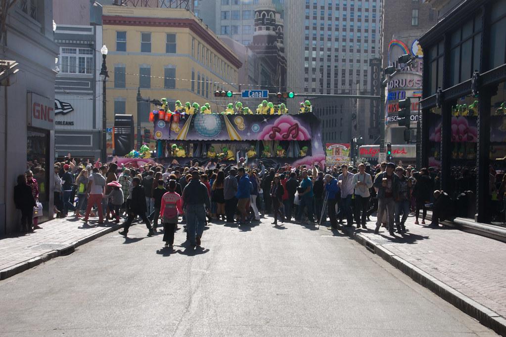 Krewe of Iris | Mardi Gras Parades