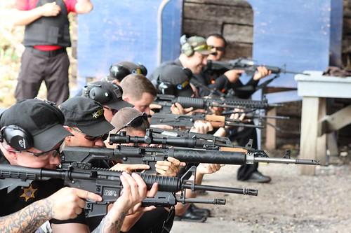 arms training 1