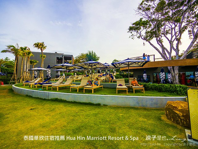 泰國華欣住宿推薦 Hua Hin Marriott Resort & Spa 18