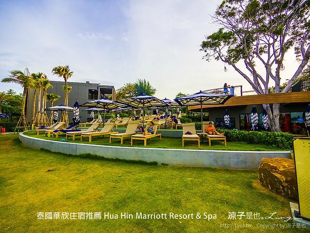 泰國華欣住宿推薦 Hua Hin Marriott Resort & Spa 18