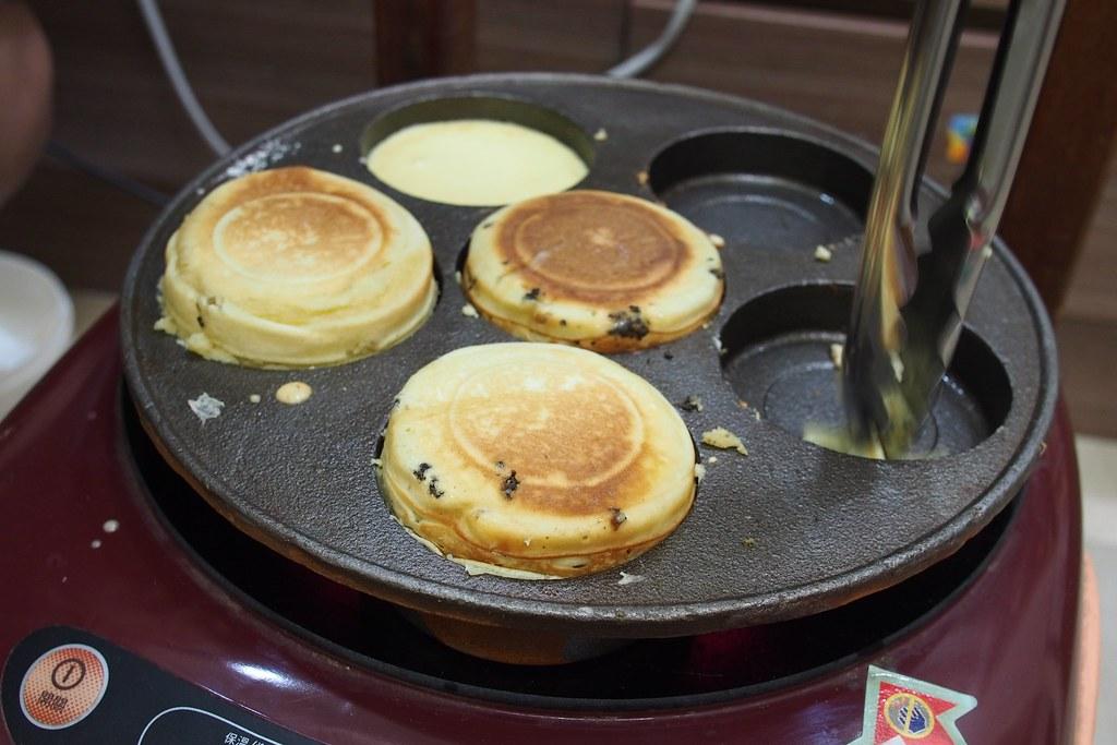 12有機堅果飲-自己做紅豆餅車輪餅