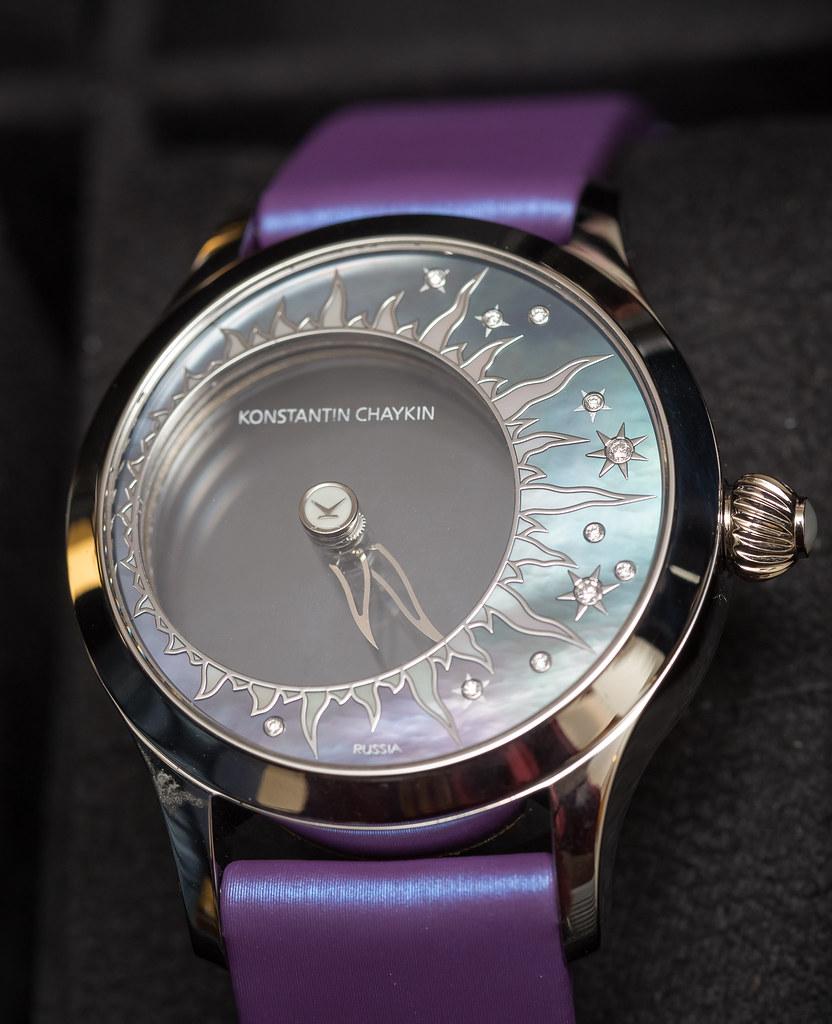 Константин чайкин часы стоимость