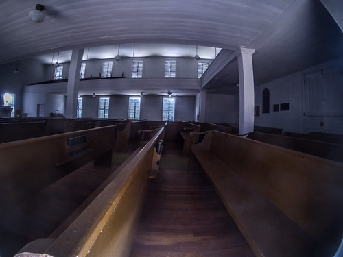Long Cane ARP Church