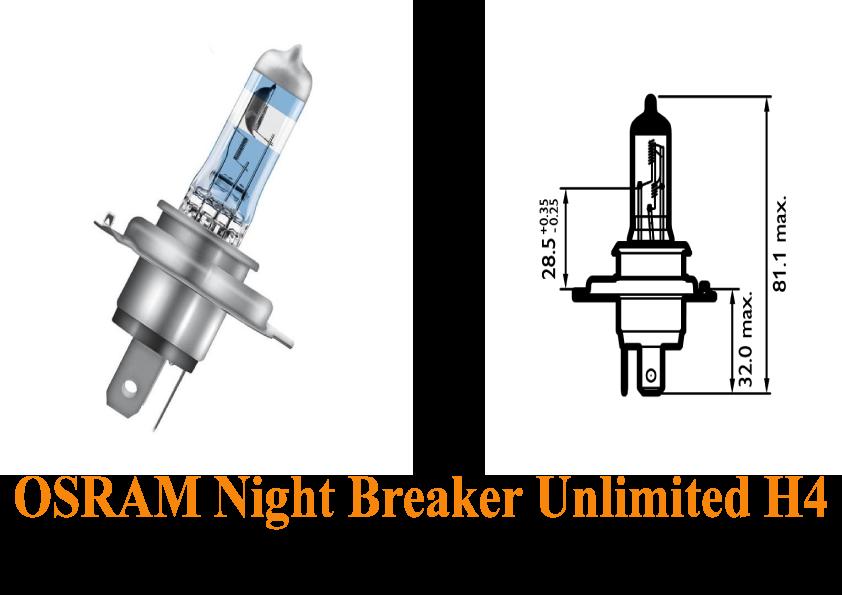 osram night breaker unlimited h4 tw end 4 20 2018 9 13 am. Black Bedroom Furniture Sets. Home Design Ideas