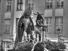 Nuestro Padre Jesús de la Columna y María Santísima de la O  (GITANOS)