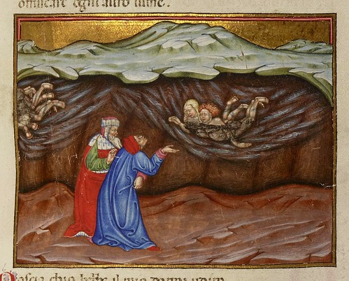 005-Ms 2017- L'Enfer de Dante…1401-1500-Folio 67r- Bibliothèque nationale de France