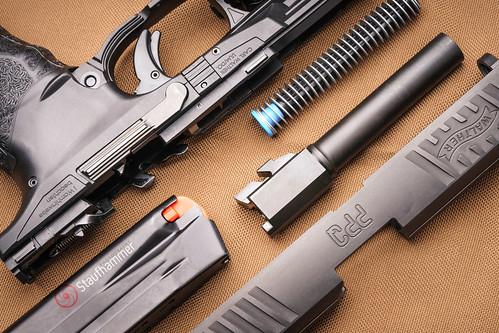 Walther PPQ M1 Field Strip