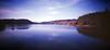 Kennick Reservoir Noon pinhole E6 Film