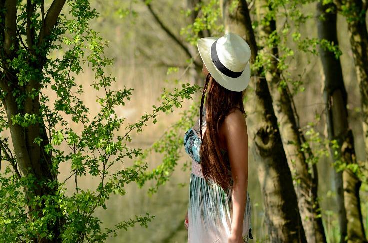 DSC_9609 Tamara Chloé, Panama hat, Bohemian look