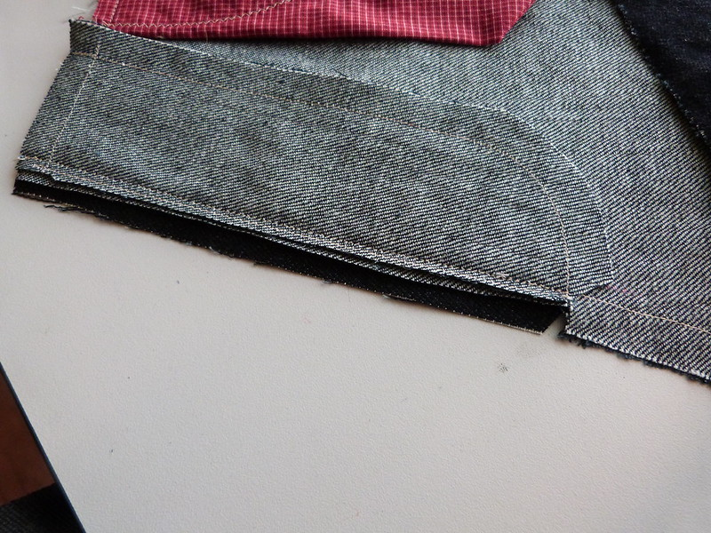 DEM JEANS Sew-A-Long: Part 3