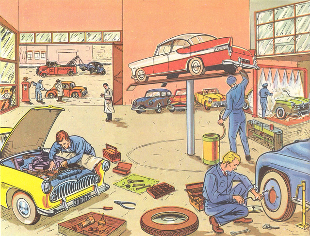 15 le garage