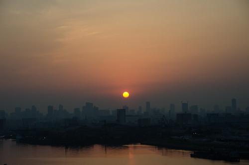 sunrise asahi 日本 osaka 大阪市 大阪府