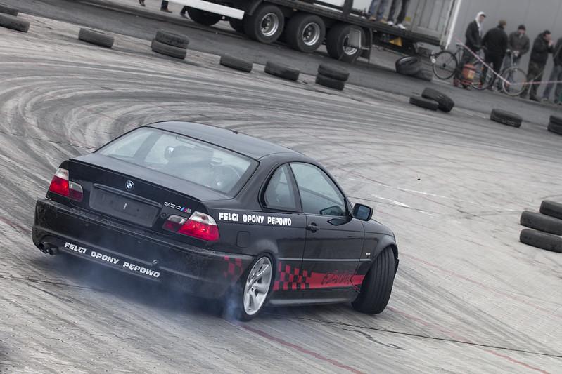 BMW Pępowo - Drift Day Kalisz