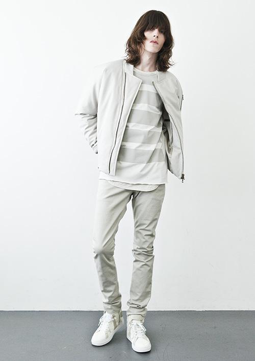 Harry Curran0013_FW15 Tokyo KAZUYUKI KUMAGAI(Fashion Press)